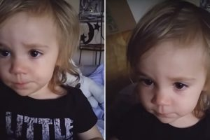 2-Year-Old Fails At Saying Freckles 11