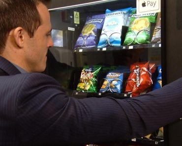 How to Get Your Stuck Snack Out of the Vending Machine 7