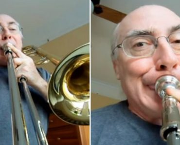 With A GoPro And His Trombone, This Guy Created The Most Amusing Video Of All Time 7