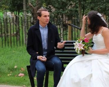 This Woman Pranked Tinder Dates By Wearing Wedding Dress On First Date 8