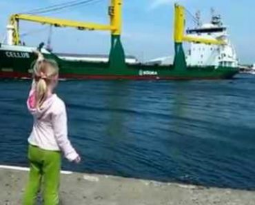 Girl Wants Ship To Honk And Regrets It Instantly 6
