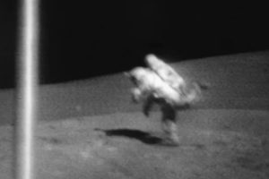 Hilarious Video Shows Astronauts Tripping On The Surface Of The Moon 11