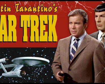 Watch This Brilliant Fake Trailer For Quentin Tarantino's Star Trek 5