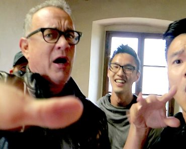 """Tom Hanks Proves He Can Still Do The Rap From """"Big"""" 28 Years Later 1"""