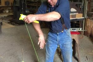 This Man Shows Us How to Cut String with Your Hand 11