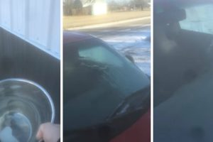 Apparently You Shouldn't Try This Windshield Trick At Home 10
