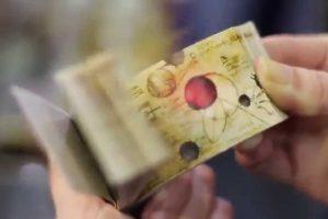Amazing Little Flip Books Use Negative Space and Secret Compartments 12