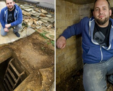 Man Finds Complete WW2 Air Raid Shelter Beneath His Luton Driveway 5