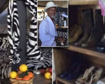 This Is The Most Positive Homeless Man Ever, And He Living Large In His Own Way! 6