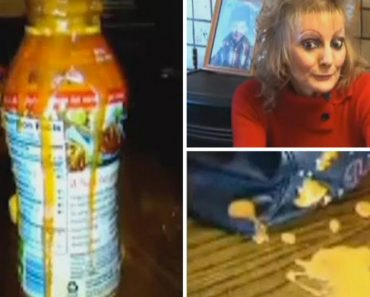 """Woman Claims She Was Attacked By Her """"Possessed"""" Salad Dressing Bottle 3"""