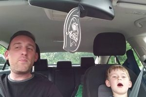 Instant Classic: Dad And Son Sing Frank Sinatra And Sammy Davis Jr. While Driving 12