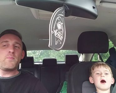 Instant Classic: Dad And Son Sing Frank Sinatra And Sammy Davis Jr. While Driving 6