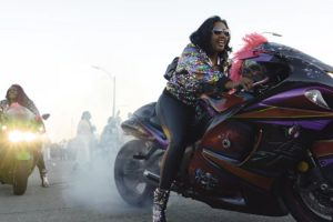 Riding With New Orleans's All-Female Motorcycle Club 9