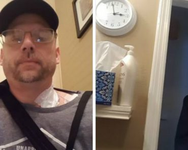 Injured Dad Asks Son To Help Him With A Hard Task 3