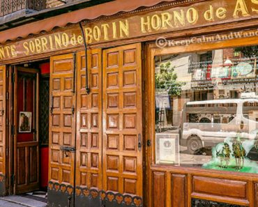This Is The Oldest Restaurant In The World 8