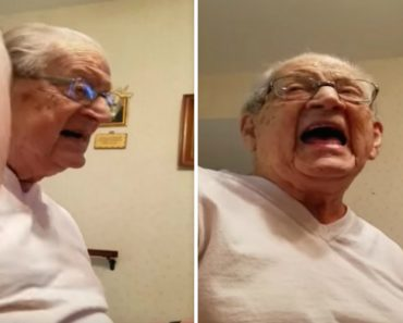 98-Year-Old Man Reacts Hilariously to Finding Out His Age 3