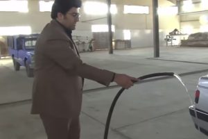 """Iranian Scientist Takes His """"Water-Powered Car"""" For A Spin 10"""