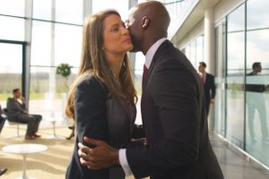 Is It Ok to Kiss Your Colleague on the Cheek? 12