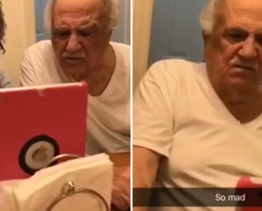 Hilarious Grandparents Worry About Their Granddaughter On Facetime 8