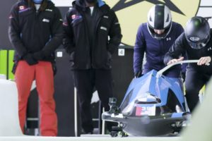 Ride With an Olympic Bobsledder 12