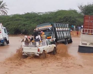 What Is It Like To Cross A River In Somaliland 4
