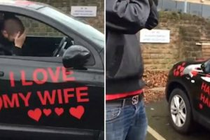 Long-Suffering Wife Pranks Her Husband On Valentine's Day 8