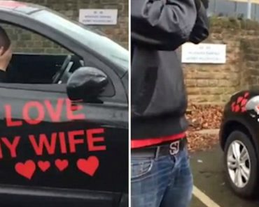 Long-Suffering Wife Pranks Her Husband On Valentine's Day 4