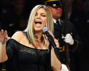 Fergie's National Anthem Draws Harsh Criticism And Laughs 2
