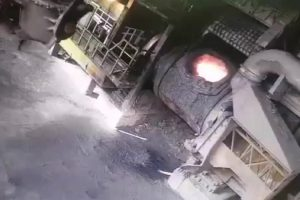 An Illustration Of How Quickly Things Can Go Wrong In A Steel Factory 11