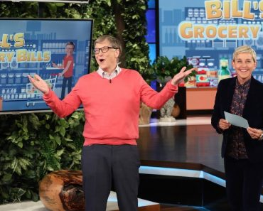 Billionaire Bill Gates Guesses Grocery Store Prices On The Ellen Show 6
