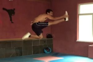 Guy With A Dream Of Being A Martial Artist Moved To China For Nine Months Of Intensive Kung Fu Training 10