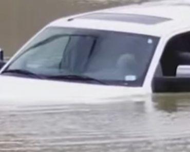 Cincinnati Flood Worse Than Driver Expected 8