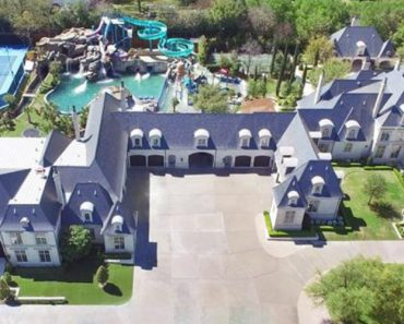This $32 Million Dollar House In Texas Has The Coolest Backyard Ever 8