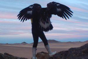Meet a 16-year-old Mongolian Eagle Huntress 11
