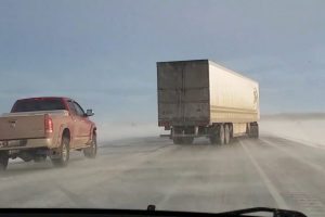 Canadian Trucking Driving Skills 9