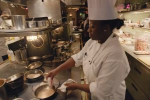 A Day In The Life Of A Line Cook At A Le Coucou, A Popular Upscale Restaurant In New York City 11