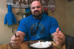The World's Strongest Man Brian Shaw Reveals What All He Eats in a Single Day to Reach 9,000 Calories 11