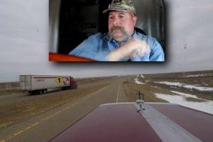 Truck Driver Loses It 11