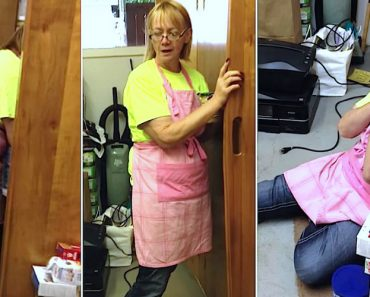 She's Cleaning Up, Then Turns To See Husband Solved A Mystery That's Haunted Her For 15 Years 1