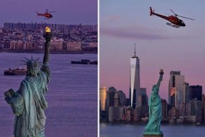 See Doomed Helicopter Take Flight Moments Before Crashing in NYC River 11
