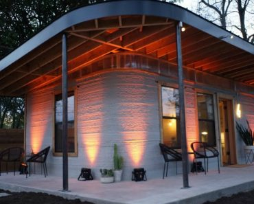 3D Printed Homes For The Developing World 9