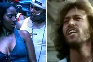Bee Gees And Nelly's Songs Make The Best Mashup When Put Together 12