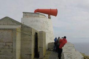 The Wonderful Process of Sounding the Renovated Sumburgh Head Foghorn on Shetland Island 11