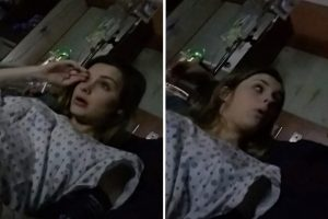 Mum On Morphine Forgets About Baby 11