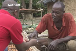 Cocoa Farmers Try Chocolate For The First Time 9