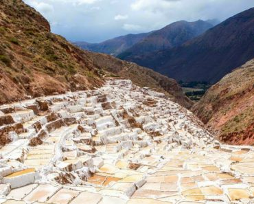 Peru's Ancient Salt Pans Still At Work Today 5