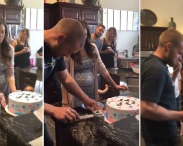 Baby Gender Reveal Gone Wrong! 8