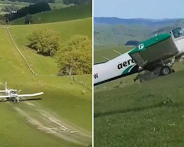 This Crop Dusting Pilot's Turn Around Is Insane. Just Watch 6