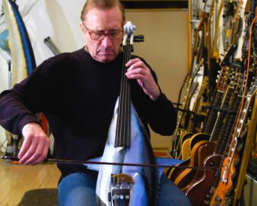 Amazing Hybrid Instruments Created From Random Junk Found on the Streets of Brooklyn 1