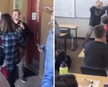This Teacher Said No Surprise Parties, But They Threw Him One... And It Backfired 5